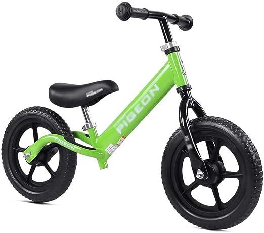 LPYMX Bicicletas sin Pedales para niños Bicicleta for niños ...