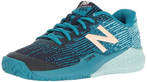Chaussures de V3 New tennis Balance Femme Green Blue Wc996 RxPpwFIpWq