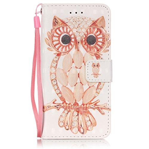 Funda para iPhone 5 5S SE , ANNNWZZD Flip Cover Tapa de Cuero de La PU Case de la Cartera con Ranuras para Tarjetas Incorporadas para iPhone 5 5S SE Smartphone Case,A11 A01