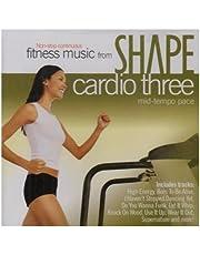 Shape Fitness Music: Cardio, Vol. 3: Disco and Funk