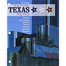 Bundle: Practicing Texas Politics, 2015-2016, 16th + LMS Integrated MindTap Political Science, 1 term (6 months...