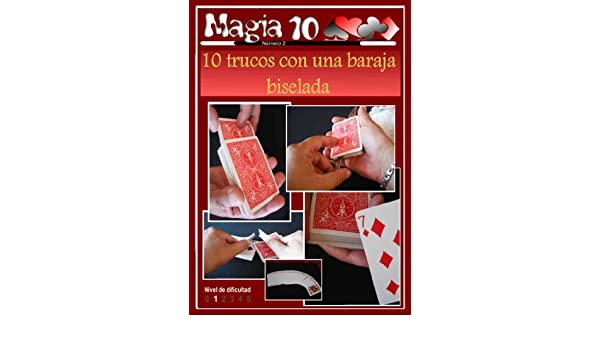 Amazon.com: 10 trucos con una baraja biselada (Magia 10 nº 2 ...