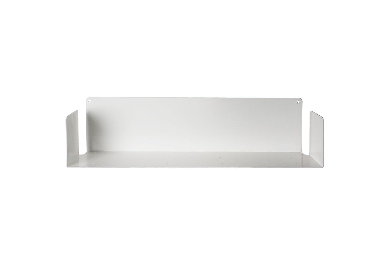 Grau Stahl TEEbooks Regalb/öden f/ür B/ücher 60/x 15/x 15/cm