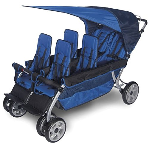 6 Passenger Stroller - 9