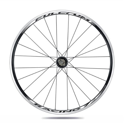 Fulcrum Racing 7 Black HG Clincher Wheel Set