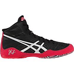 Asics Men's Jb Elite(tm) Blacksilverred Sneaker 14 D - Medium,14 M Us49 Eu