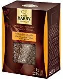 Cacao Barry Cocoa B Chocolate Flakes, Paillete, 2.2 Lb (Pack of 1)