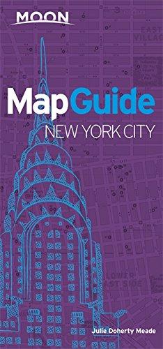 Chelsea Garment - Moon MapGuide New York City
