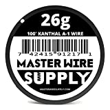 Kanthal A1 - 100' - 26 Gauge Resistance Wire