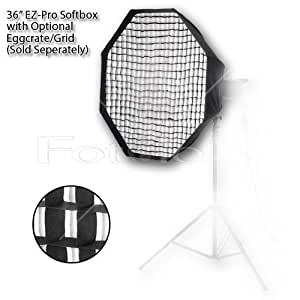 "Pro Studio Solutions EZ-Pro 36"" (90cm) Octagon Softbox with Speedring for Bowens Gemini Standard, Classica Powerpack, R, RX & Pro Series Studio Flash Units"
