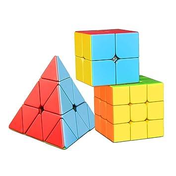 Dreamingbox Zauberwürfel 2x2x2 3x3x3 Anzug Puzzle Würfel Für Kinder
