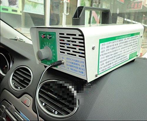 zZZ DC 12V Smell Remover Vehicle-Mounted Automotive Room Car Ozone Generator 4g/H