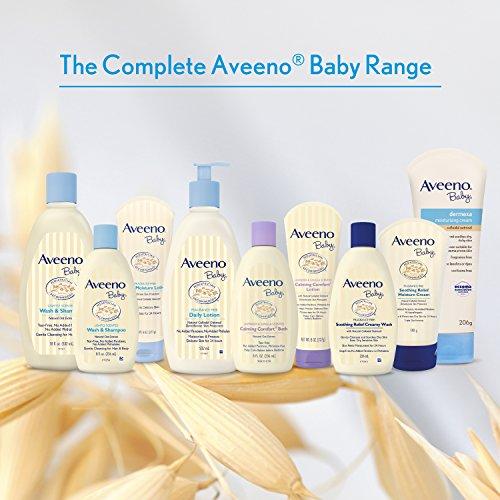 Large Product Image of Aveeno Baby Wash & Shampoo For Hair & Body, Tear-Free, 18 Oz.