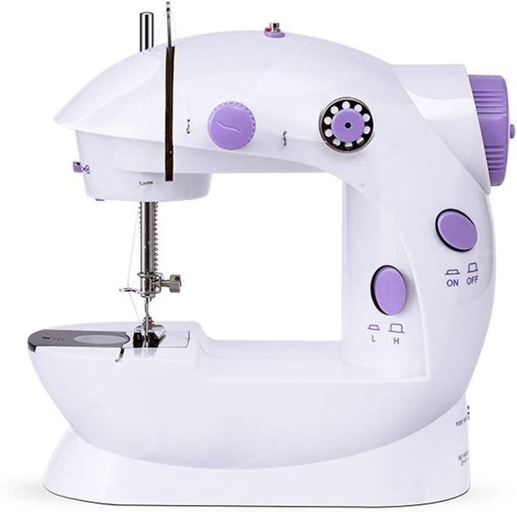 TONGSH Fácil de Usar la máquina de Coser enhebrador Mini máquinas ...