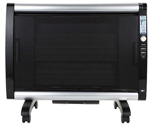 アラジン加湿機能付きパネルヒーターブラックAJ-P10DC