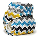 Rumparooz One Size Cloth Pocket Diaper Snap, Charlie