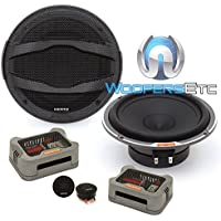 Hertz MPK 165P.3 230W Max 3-Ohm 6.5 Two Way Car Audio Speaker Component System