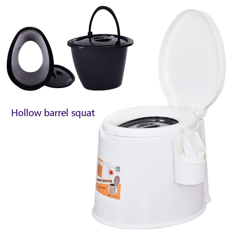 Bewegliche Toilette, Die Starken Rutschfesten Entfernbaren Toilettentoilettenschwangerfrauen Plastiktoilettenstuhl  Gewöhnlichen Erhöht,G