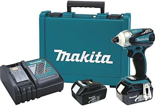 Makita XDT01 18V LXT Lithium-Ion Brushless Cordless 3-Speed Impact Driver Kit Discontinued by Manufacturer