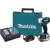 Makita XDT01 18V LXT Lithium-Ion Brushless Cordless 3-Speed Impact Driver Kit