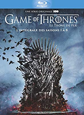 Game of Thrones Le Trône de Fer - Lintégrale des saisons 1 à 8 Francia Blu-ray: Amazon.es: Sean Bean, Mark Addy, Alfie Allen, Peter Dinklage, Aidan Gillen, Kit Harington, Jason Momoa, Isaac