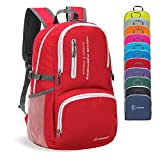 ZOMAKE Lightweight Hiking Backpack, Foldable Water Resistant Travel Daypack Packable Backpack for Women