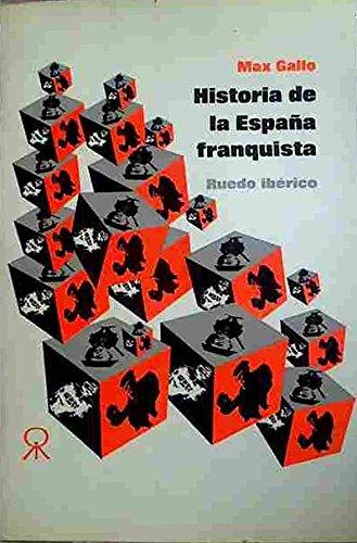 Historia De La España Franquista: Amazon.es: Gallo, Max: Libros
