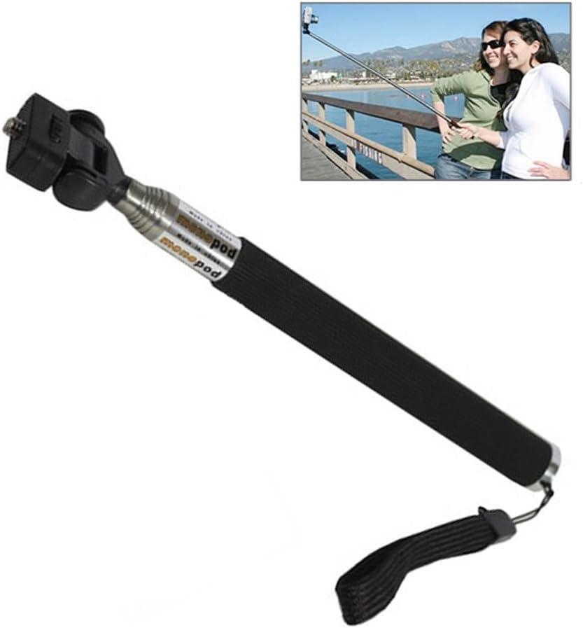 7-Fach ausziehbar Fotokameras f/ür Videocameras Monopod Einbeinstativ Stativ Camcorder