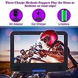 "DR. J 12.5"" Portable Car headrest Video"