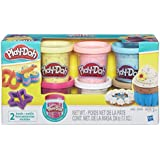 Massinha Play-Doh Confete 6 Potes Hasbro