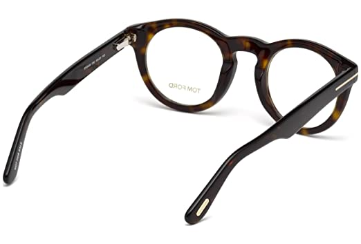 a6c36d549b Eyeglasses Tom Ford FT 5459 052 dark havana at Amazon Men s Clothing ...