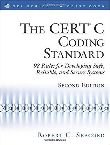 Secure coding standard for java pdf