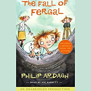 The Fall of Fergal Audiobook