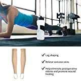 Calf Compression Sleeve Socks for Women and