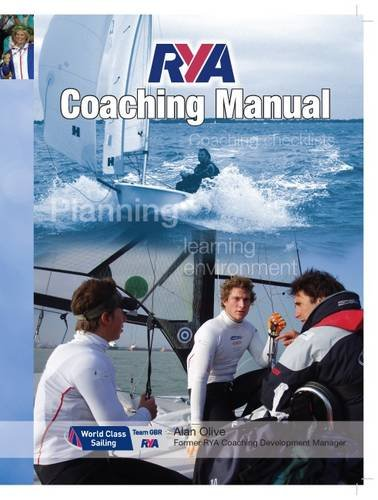 RYA Coaching Manual Alan Olive