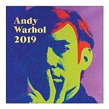 Andy Warhol 2019 Wall Calendar