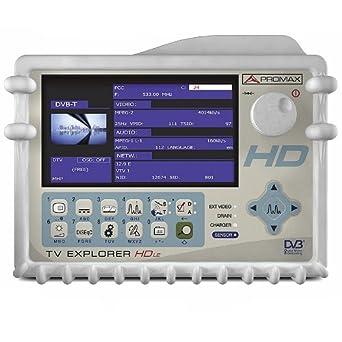 Promax TV Explorer HD LE High Definition Automatic TV