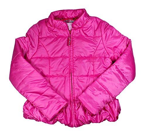 Lilly Pulitzer Solid Capri Pink Mini Kate Puffer Girls (12-14) Jacket