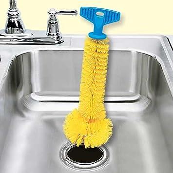 garbage disposal brush
