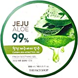 The Face Shop Jeju Aloe Fresh Soothing Gel 300 Ml, 300 ml