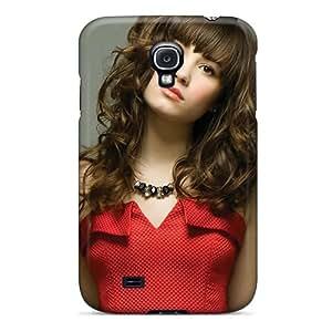ChrisWSmith QmNBqhe622xVFTb Protective Case For Galaxy S4(demi Lovato 2012 Red)