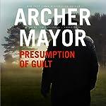 Presumption of Guilt: A Joe Gunther Novel | Archer Mayor
