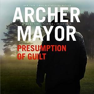 Presumption of Guilt Audiobook