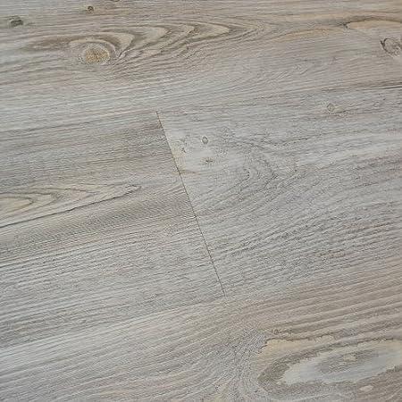 Ftw Trade Click 100 Waterproof Vinyl Tiles Distressed Oak Grey