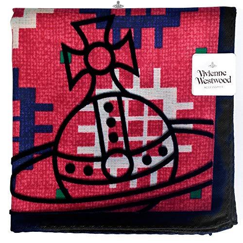 Vivienne Westwood Handkerchiefs (E. Square- Red)