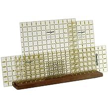 Omnigrid WRR Wooden Ruler Rack