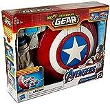 Marvel Avengers Captain America Nerf Assembler Gear