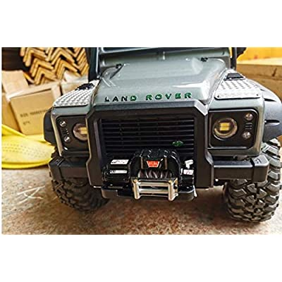 Rc Crawler Replacement Metal Winch Capstan for 1/10 1/8 90046 TRX4 D90 SCX10: Home Improvement