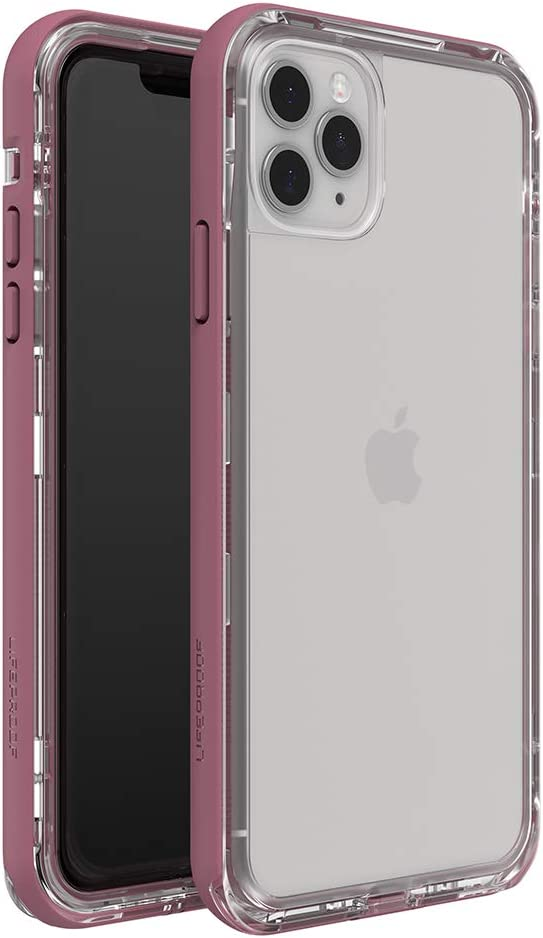 LifeProof Next Series Case for iPhone 11 Pro Max - Rose Oil (Clear/Heather Rose)