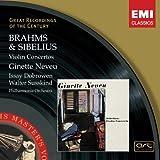 Brahms & Sibelius: Violin Concertos